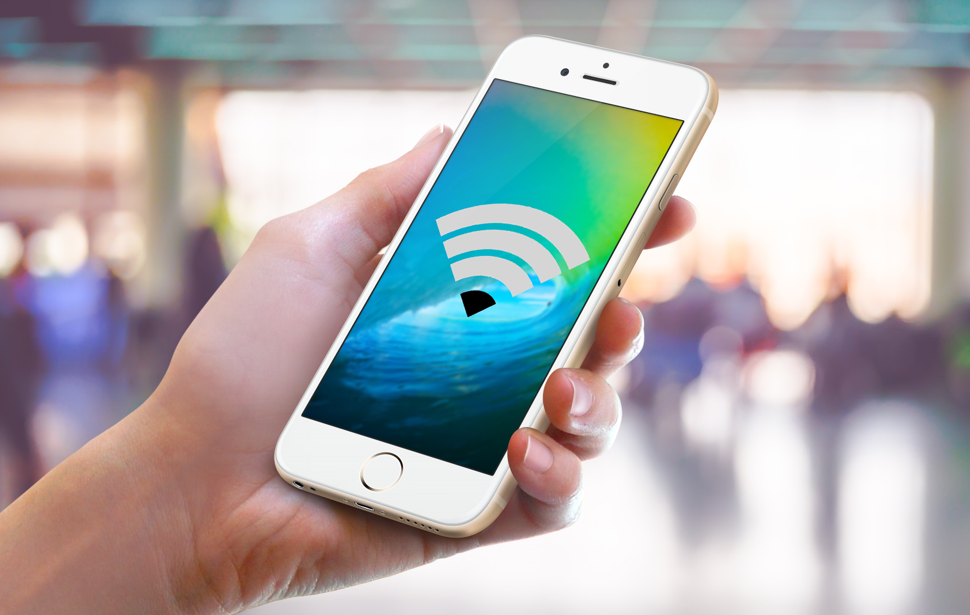 почему плохо ловит вай фай на iphone 5s