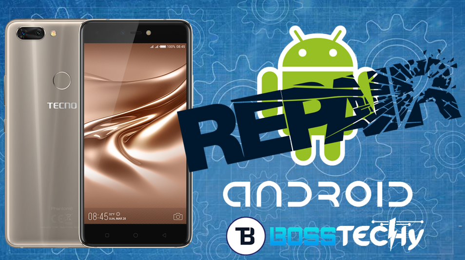 How to Format (Factory or Hard Reset) all tecno phones - Bosstechy