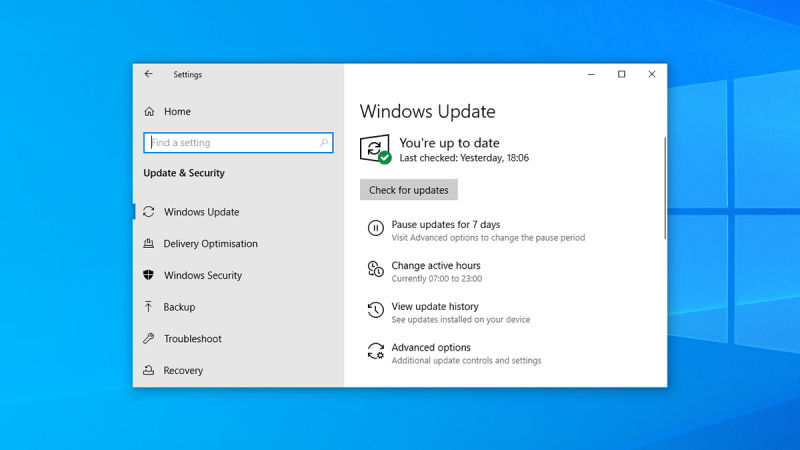 How to Permanently turn-off automatic update on Windows 10 - Bosstechy